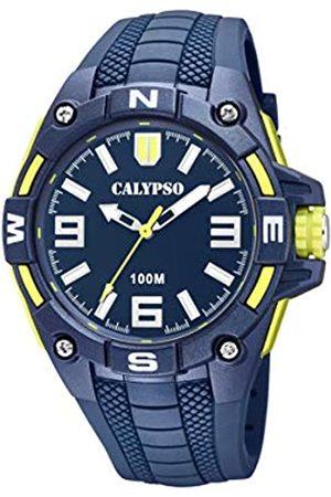 Calypso watches Calypso Watches Herren Analog Quarz Uhr mit Plastik Armband K5761/2