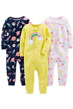 Simple Joys by Carter's Simple Joys by Carter's 3-pack Snug Fit Footless Cotton Pajamas Pajama Set 4T