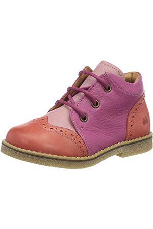 Froddo Froddo Mädchen G2130197 Girls Shoe Brogues, Pink (Fuxia+ I57)