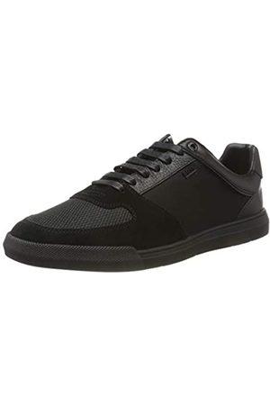 HUGO BOSS BOSS Herren Cosmo_Tenn_mx Sneaker, Schwarz (Black 005)
