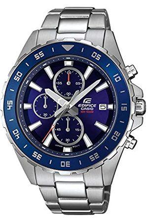 Casio Edifice Herren Chronograph Quarz Uhr EFR-568D mit Edelstahl Armband