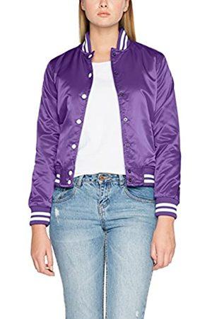Urban classics Urban Classics Damen Ladies Shiny College Jacket Jacke,, per pack