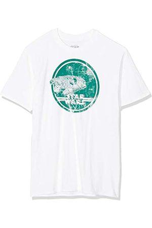 STAR WARS Herren Millenium Badge T-Shirt