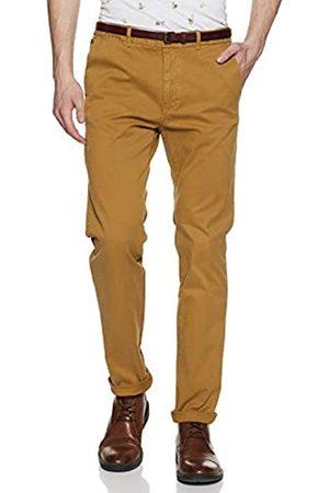 Scotch&Soda Herren Stuart-Slim fit Cotton/elastan Garment Dyed Chino Pant Hose