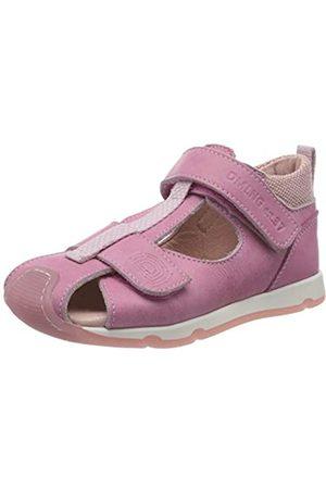 Däumling Däumling Baby Mädchen Ulli Sandalen, Pink (Fortuna Begonia 02)