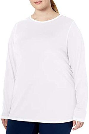 Amazon Amazon Essentials Plus Size Tech Stretch Long-Sleeve Fashion-t-Shirts