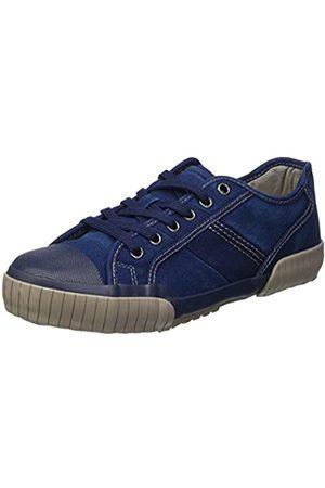 TBS TBS Herren Crocky Sneaker, Blau-Bleu (Touareg)