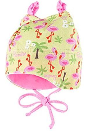 maximo Maximo Baby-Mädchen, Kastenform, Zipfeldecko Mütze