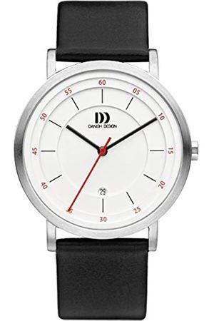 Danish Design DanishDesignHerrenAnalogQuarzUhrmitLederArmbandIQ12Q1152