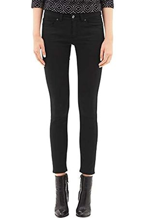 s.Oliver S.Oliver BLACK LABEL Damen Skinny Fit: Slim leg-Denim TRUE BLACK 34.30