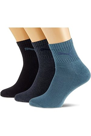 PUMA Unisex Socken Short Crew 3er Pack