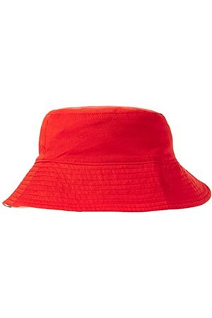 Hatley Hatley Unisex Sun Hut, Orange (Starfish)