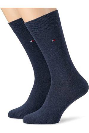Tommy Hilfiger Herren Socken Th Men Classic 2er Pack, BLICKDICHT, (Jeans)