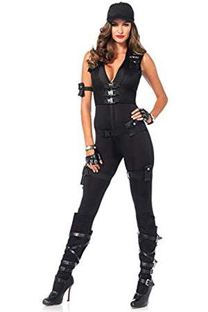 Leg Avenue 85463 - Deluxe SWAT Kommandant Kostüm, Größe Small (EUR 36)