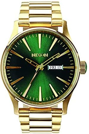 Nixon Nixon Herren Analog Quarz Uhr mit Edelstahl Armband A3561919-00