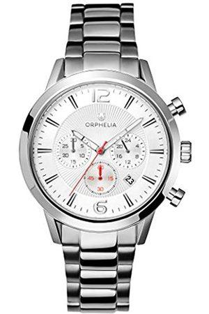 ORPHELIA ORPHELIA HerrenArmbanduhr Chronograph Quarz Edelstahl OR82806