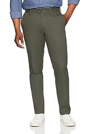 Amazon Slim-Fit Wrinkle-Resistant Flat-Front Chino pants