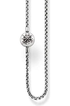 Thomas Sabo Thomas Sabo Unisex-Kette Karma Beads 925 Sterling geschwärzt Länge 80 cm KK0002-001-12-L80