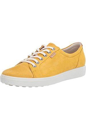 Ecco Ecco Damen SOFT7W Sneaker, Gelb (Merigold 2366)