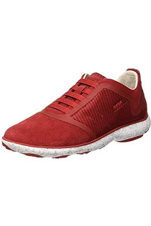 Geox Geox Herren U Nebula B Sneaker, Rot (Red C7000)