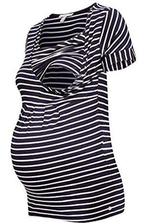 Esprit ESPRIT Maternity Damen Nursing ss yd Umstands-T-Shirt