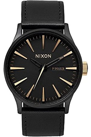 Nixon Armbanduhr Sentry Leder