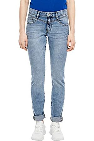 s.Oliver S.Oliver RED Label Damen Slim: Slim Leg-Denim 44.34