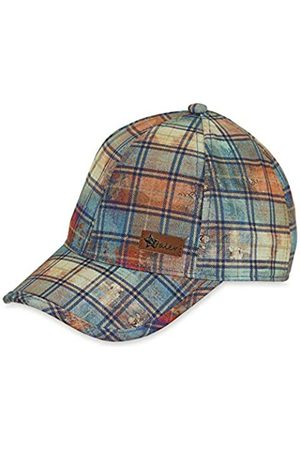 Sterntaler Sterntaler Baseball-Cap für Jungen mit Größenregulierung, Karomuster und Vintage-Look, Alter: 18-24 Monate, Größe: 51