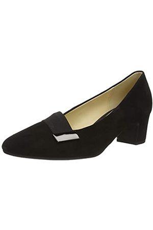 Gabor Gabor Shoes Damen Fashion Pumps, Schwarz (Schwarz 17)