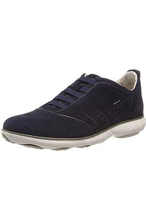 Geox Geox Herren U Nebula A Sneaker, Blau (Navy C4064)
