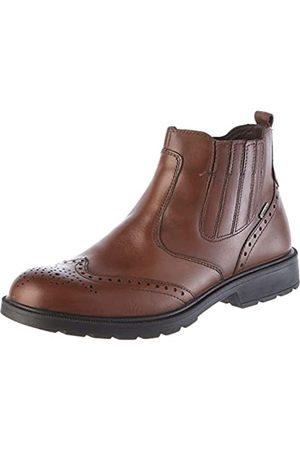 IGI&CO IGI&Co Herren Uomo Gore-tex-41016 Chelsea Boots, Braun (Marronscuro 4101622)