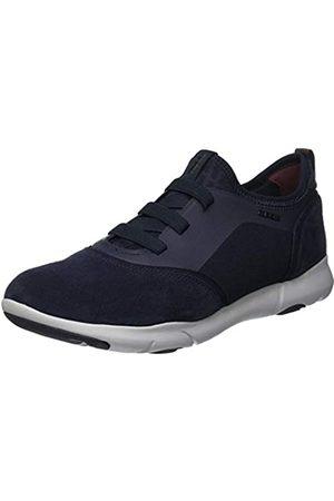 Geox Geox Herren U Nebula S A Slip On Sneaker, Blau (Navy C4002)