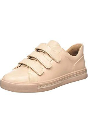Clarks Clarks Damen Un Maui Strap Sneaker, Blau (Blush Leather Blush Leather)