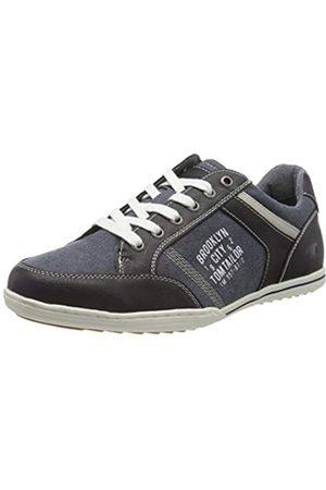 TOM TAILOR TOM TAILOR Herren 805100330 Sneaker, Blau (Navy 00003)