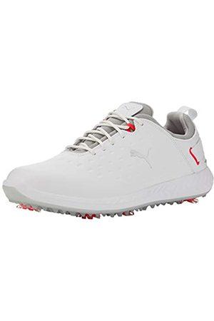 Puma Puma Damen Ignite Blaze Pro Golfschuhe, Weiß White-HIGH Rise 01
