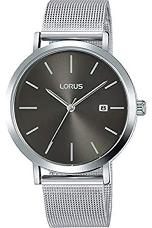 Lorus LorusHerrenAnalogQuarzUhrmitMessingArmbandRH919KX9