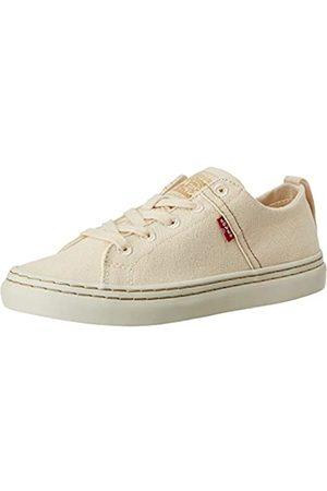 Levi's Levi's Damen Global Vulca-Low_s Sneaker, Weiß (Regular White 51)
