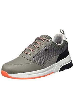 Geox Geox Herren U ROCKSON B ABX A Sneaker, Grau (Grey C1006)