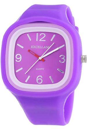 Excellanc Excellanc Herren-Armbanduhr XL Analog Quarz Verschiedene Materialien 225283800001