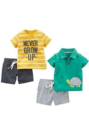 Simple Joys by Carter's Simple Joys by Carter's Baby Jungen Spielbekleidungs-Set, 4-teilig