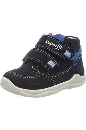 Superfit Superfit Baby Jungen Universe Sneaker, Blau (Blau/Blau 80)