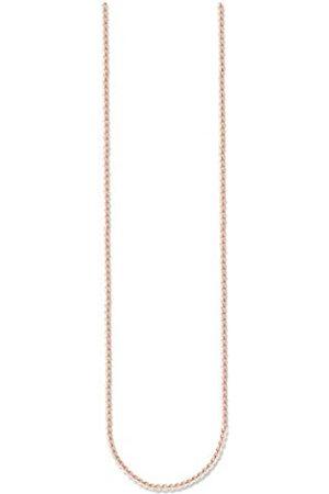 Thomas Sabo Thomas Sabo Unisex-Kette Glam & Soul 925 Sterling Silber 750 rosegold vergoldet Länge 70 cm KE1106-415-12-L70