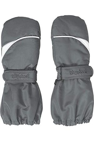 Playshoes Playshoes Kinder Fäustlinge mit Thinsulate-Technik und und langem Schaft warme Winter-Handschuhe mit Klettverschluss