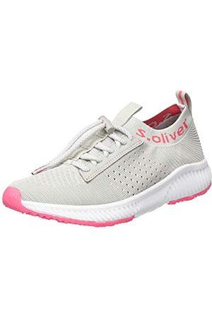 s.Oliver S.Oliver Damen 5-5-23639-34 Sneaker, Grau (Lt Grey 210)