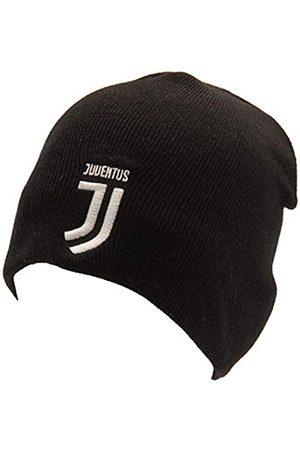 Juventus F.C. Juventus FC Unisex Strickmütze (Einheitsgröße) (Schwarz/Weiß)