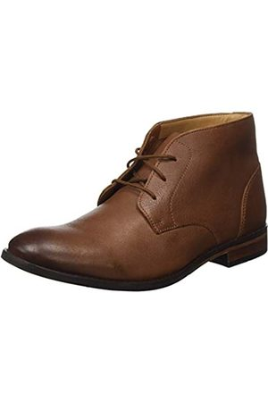 Clarks Clarks Herren Flow Top Chukka Boots, Braun (Tan Leather Tan Leather)