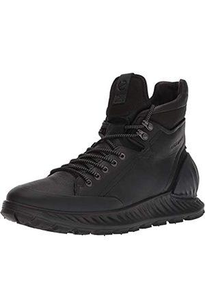 Ecco Ecco Herren EXOSTRIKEM Hohe Sneaker, Schwarz (Black/Black 51052)