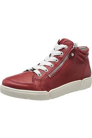 ARA Ara Damen ROM Hohe Sneaker, Rot 10)