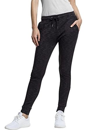 Urban classics Urban Classics TB1719 Damen Sporthose Ladies Space Dye Terry Jogpants