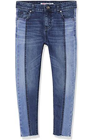 RED WAGON Amazon-Marke: RED WAGON Jeans Mädchen mit Fransen-Details, 116